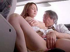 Misuzu Tachibana in Housewife Misuzu Convinced To Ride The Bus - MilfsInJapan