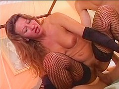 Hottest pornstar in fabulous milfs, gaping adult movie