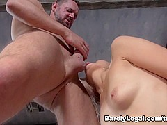 Natasha Voya in Daddy Daughter Swap - BarelyLegal