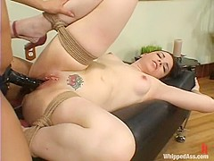 Dana DeArmond and Isis Love in Whippedass Video
