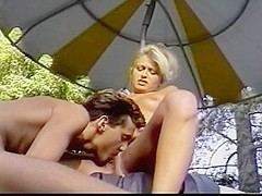Hottest pornstar Carolyn Monroe in fabulous vintage, small tits adult video