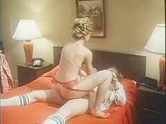 Best masturbation retro scene with Michael Morrison and Danny Weirdman