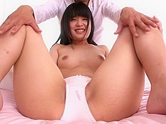 Fabulous Japanese chick Saya Itsuka in Exotic couple, creampie JAV clip