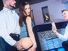 Lea Guerlin, Marc Rose, Rob Diesel in Let Me Cum Inside - DigitalPlayground