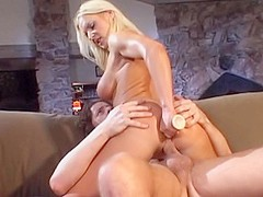 Amazing pornstar Barbara Summer in fabulous facial, big tits xxx scene