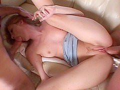 Fabulous pornstar Allison Wyte in incredible facial, cumshots xxx video