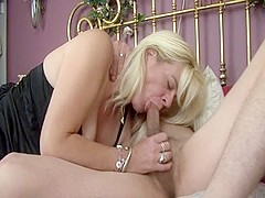 Crazy pornstar in fabulous cunnilingus, blonde xxx video