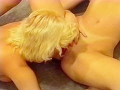 Horny pornstar Carolyn Monroe in incredible blowjob, cunnilingus xxx movie