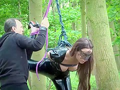 Hardcore Punishment For Soft Teen ### Tied Up Fucked