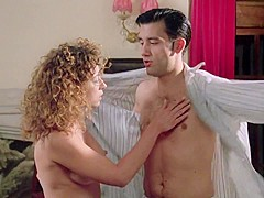 Alex Kingston  Kate Hardie  Vida Garman - Croupier