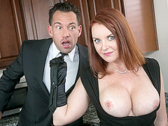 Janet Mason & Johnny Castle in Consoling With a Cream Pie - MrsCreampie