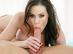 Kendra Lust & Johnny Castle in Creampie Reward - MrsCreampie