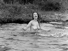 Lena Nyman nude in I am Curious (1967)