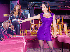 Ava Koxxx, Franceska Jaimes, Antonio Black, Dru Hermes, Nacho Vidal in Monarch,  Scene 3 - DigitalPl