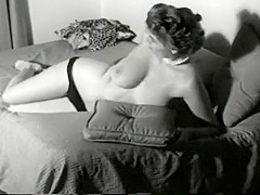 Sexy Vintatge Cheesecake Toots 1950's