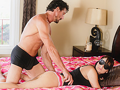 Charlotte Cross & Tommy Gunn in Daughter's Diary: Part One - TrickySpa