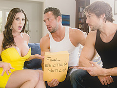 Kendra Lust & Johnny Castle & Jean Val JeanThe Repo Men - PrettyDirty