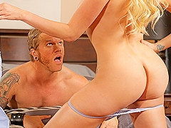 Stormy Daniels In The Real Thing, Scene 6
