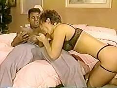 Nikki Knight (Caucasian, Brunette) & Ray Victory (2)