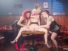 Best anal, fisting xxx movie with amazing pornstars Daisy Ducati, Mistress Kara and Cherry Torn from