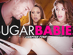 Jade Nile & Rebel Lynn & Xander CorvusSugar Babies: Part Four - PrettyDirty