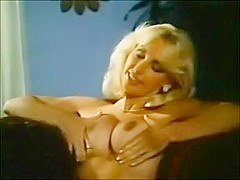 Crazy retro porn scene from the Golden Epoch
