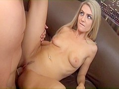 Incredible pornstar Amanda Tate in fabulous cunnilingus, blonde adult video