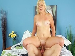 Amazing pornstar in exotic facial, blonde adult movie
