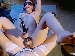 Sinn Sage gets SPANKED in Hooker's Curse!!!!!