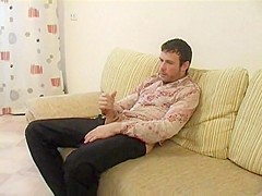 Stepbrother Caught Wanking Gets A Bonus !