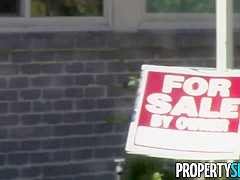PropertySex - Milf Divorcee With House for Sale Wants Dick