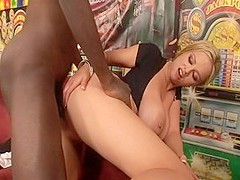 Fabulous pornstars Brooklyn Jade and Katie Kox in incredible cumshots, brunette xxx movie