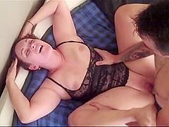 Horny pornstar Chelsea Anne Taggart in amazing brunette, hd xxx movie
