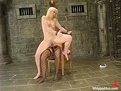 Melissa Lauren and Bobbi Dean in Whippedass Video