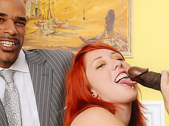 Ivy Rider, Hooks, Justin Long in My New Black Stepdaddy #05, Scene #03