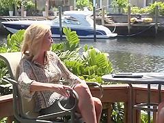 Horny pornstar Jodi West in crazy blonde, cunnilingus adult video