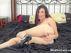 Casey Calvert in Fucking Beautiful Casey - WildOnCam