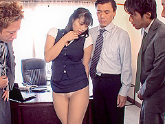Hana Haruna in Secretary Hana Takes On The Entire Office - MilfsInJapan
