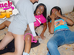 Carmen in Ass On Blast - BlackGfs