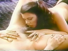 Candida Royalle Enjoying Classic Lesbian
