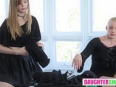 Dolly Leigh And Riley Nixon in Fatherly Alterations