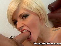 Joslyn James Ball Busting and Feet Licking - PornstarPlatinum