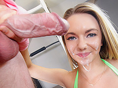 Molly Mae in Tiny Boxer Babe - Tiny4K
