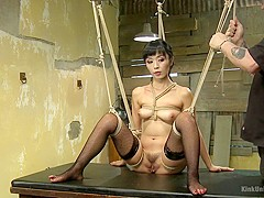 Suspension Bondage for Sex