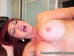 Sexy Vanessa In Sealing The Deal with Asante - PornstarPlatinum