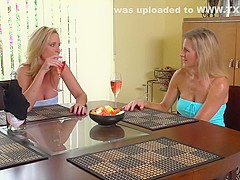 Amazing pornstars Jodi West and Jade Jamison in crazy cunnilingus, big tits adult scene