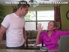 Crazy pornstar Jodi West in exotic big tits, blonde xxx video