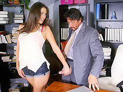 Anna Morna, Tommy Gunn in School Schedule Screw Up - DigitalPlayground