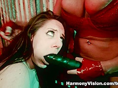 Samantha Bentley & Lexi Lowe in Depraved Fantasies - HarmonyVision