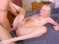 Sharon Wild Gets Her Brains Fucked Out